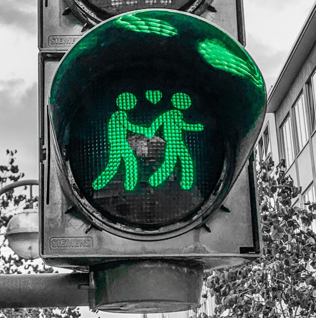 Frankfurt Trafficlight