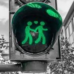 Frankfurt Trafficlight