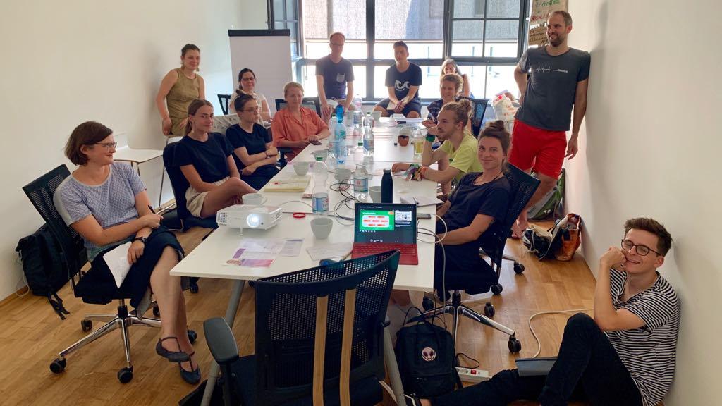 Digital Communication Training - Berlin 2019