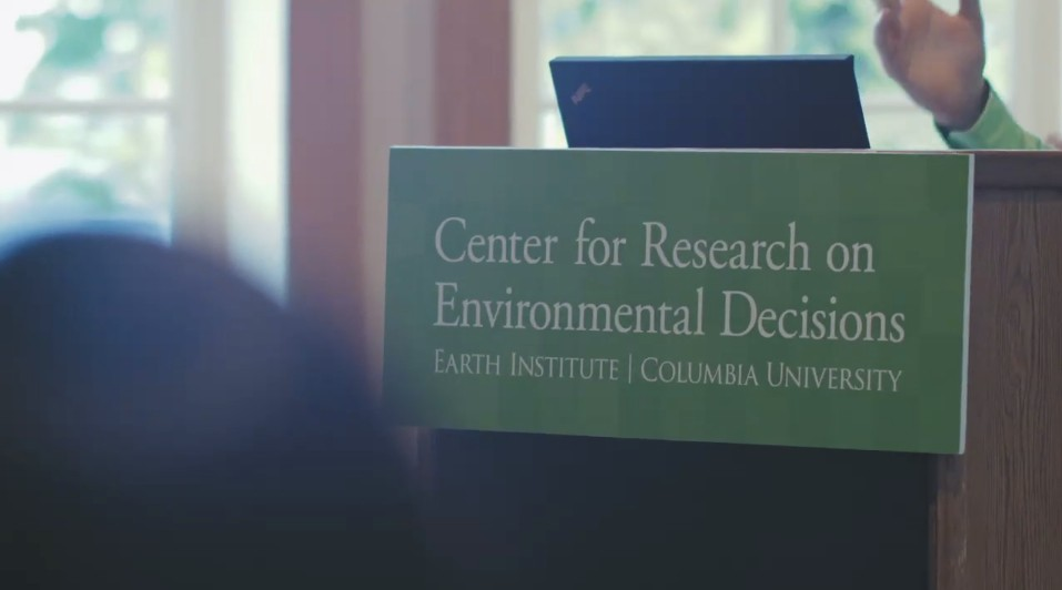 CRED - Center for Reseach on Enviornmental Decisionmaking