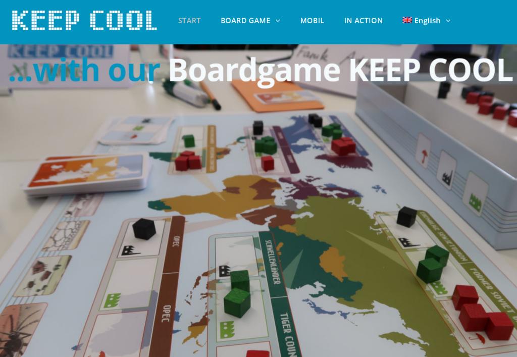 Game - Keep Cool