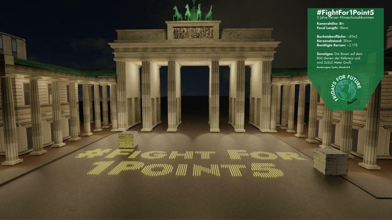 FightFor1Point5 - Berlin Mock