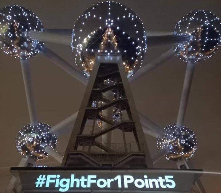 FightFor1Point5 - Belgium
