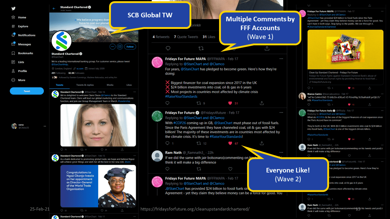 SCB - Digital Storm - Comments